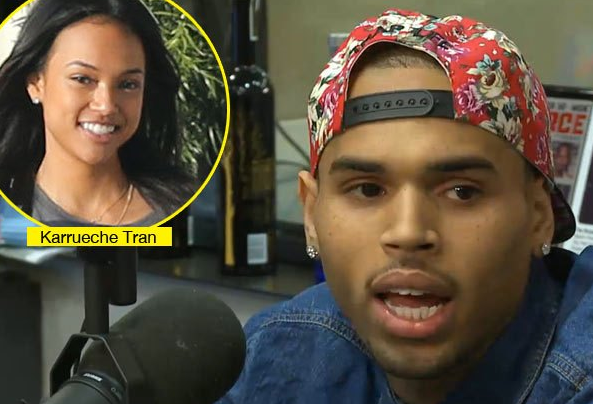 Who is chris brown dating now
