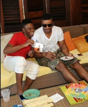Kerry Rhodes and gay lover Hollywood. www.iDateDaily.com