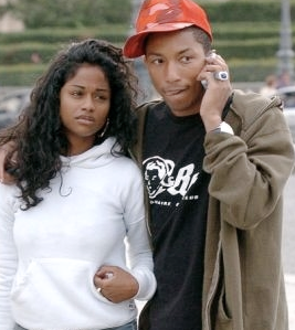 pharrell williams ex girlfriend speaks out about their