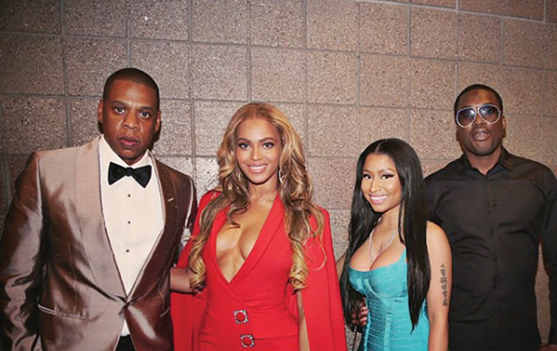 nicki, beyonce and men