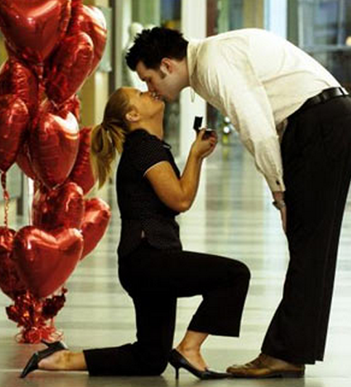 Should Women Propose To Men? Research Explains