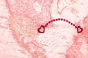 Patrice Danielle asks how long one should be in a long distance relationship