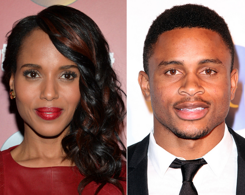 Reports claim newlyweds Kerry Washington and Nnamdi Asomugha are already having marital problems just six months after marriage. www.iDateDaily.com