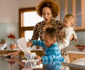 Thee Urban sophisticate discusses whether women being a single parent makes a woman less attractive to men. www.iDateDaily.com