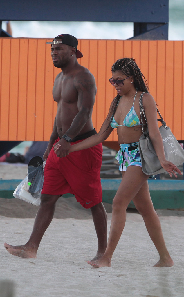 Taraji p henson is dating